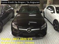 Mercedes-Benz C Class: Mercedes Benz C300 AMG 2019 Bunga 0%