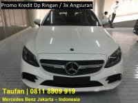 Jual Mercedes-Benz C Class: Mercedes Benz C300 Coupe AMG 2019 Promo Bunga 0%