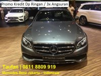 Jual Mercedes-Benz: Mercedes Benz E300 Sportstyle 2019 Promo Bunga 0%