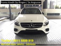 Jual Mercedes-Benz: Mercedes Benz  GLC200 Night Edition Promo Bunga 0%