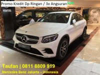 Jual Mercedes-Benz GLC300  Coupe: Mercedes Benz GLC300 Coupe Promo Bunga 0%