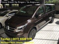 Mercedes-Benz V Class: Mercedes Benz V260 LWB Promo Bunga 0%
