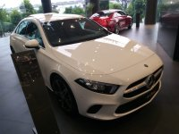 Mercedes-Benz A Class: MERCEDES BENZ A200 Saloon 2019 Hanya 2 Unit! (WhatsApp Image 2019-11-17 at 12.08.59.jpeg)