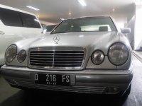 Mercedes-Benz E Class: Mercedes benz E320 MT W210