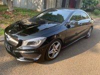 Jual Mercedes-Benz: Mercedes Benz cla 200 low km pajak panjang