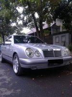 Jual Mercedes-Benz E Class: Mecedes-Benz W210 E320 1997 Classic Muluss Pisaan...Cakep !