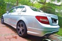 Jual Mercedes-Benz C Class: Mercedes Benz C 200 Thn 2014