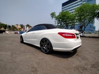 Mercedes-Benz E Class: Mercy E250 Cabriolet AT Putih 2011 (IMG20191128101845.jpg)