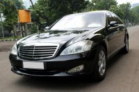 Jual Mercedes-Benz S Class: Mercy S300 AT Hitam 2007 - unit istimewa