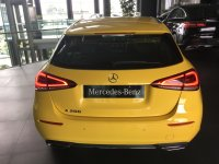 Mercedes-Benz A Class: A200 Progressive Line (IMG_0470.JPG)
