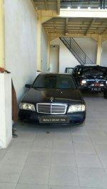 Jual Mercedes-Benz C Class: Mercy C 200 manual th 1996