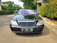Jual Mercedes-Benz S Class: MERCY S500L TANGAN PERTAMA V8 320HP W220 CBU Germany FULL OPTION