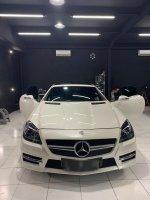 Jual Mercedes-Benz SLK Class: Mercedes Benz SLK 250 Putih Metalik