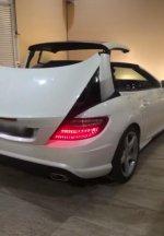 Mercedes-Benz SLK Class: Mercedes Benz SLK 250 Putih Metalik (IMG-20200119-WA0001.jpg)