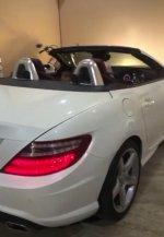 Mercedes-Benz SLK Class: Mercedes Benz SLK 250 Putih Metalik (IMG-20200119-WA0014.jpg)