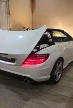 Mercedes-Benz SLK Class: Mercedes Benz SLK 250 Putih Metalik (IMG-20200119-WA0005.jpg)