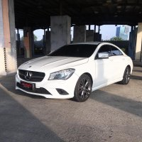 Jual Mercedes-Benz CL Class: MERCEDES BENZ CLA 200 URBAN 2015