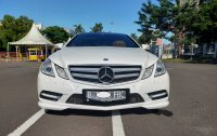 Jual Mercedes-Benz E Class: MERCEDES BENZ E250 AT PUTIH 2012