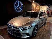 Jual Mercedes-Benz A Class: New A200 Saloon 2019
