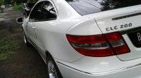 Jual C Class: Mercedes-benz clc 200 kompresor 09