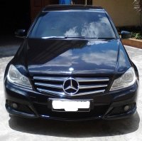 Mercedes-Benz C Class: Mercedes Benz C200 CGI 2012 Facelift (MercC-200-D.jpg)