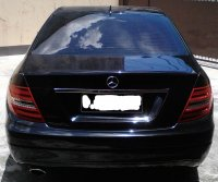 Mercedes-Benz C Class: Mercedes Benz C200 CGI 2012 Facelift (MercC-200-B.jpg)