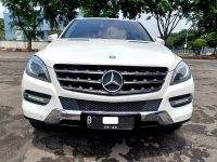 Jual Mercedes-Benz ML Class: Mercy ML250 Diesel AT Putih 2012