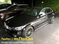 Mercedes-Benz C Class: Mercedes Benz C200 Avantgarde 2019 (Baru) Last Stock (mercedes benz c200 avantgarde.JPG)