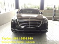 Jual Mercedes-Benz S Class: Mercedes Benz S450 L Exclusive 2019 (Baru) Last Stock