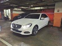 Mercedes-Benz E Class: Dijual Mercedes E250 Avantgarde 2014/2015 White, Mulus, Tangan Pertama (WhatsApp Image 2020-03-07 at 2.47.33 PM.jpeg)