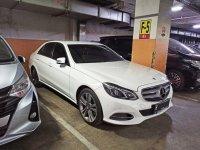 Mercedes-Benz E Class: Dijual Mercedes E250 Avantgarde 2014/2015 White, Mulus, Tangan Pertama (WhatsApp Image 2020-03-07 at 2.47.33 PM (1).jpeg)