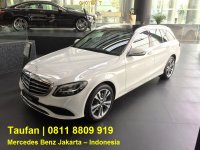 Mercedes-Benz: Mercedes Benz C200 Exclusive Estate 2019 Stok Terakhir (mercedes benz c200 estate.JPG)