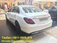 Mercedes-Benz: Mercedes Benz C200 Avantgarde 2019 Stok Terakhir (mercedes benz c200 (2).JPG)