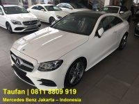 Jual Mercedes-Benz E300 Coupe: Mercedes Benz E300 AMG Coupe 2019 Stok Terakhir