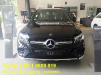 Mercedes-Benz GLC300 Coupe: Mercedes Benz GLC300 AMG Coupe 2019 Stok Terakhir