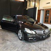 Mercedes-Benz E Class: Mercedes Benz E250 AMG Line 2 Pintu (IMG-20200229-WA0014.jpg)