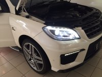 Mercedes-Benz ML Class: mercedes Benz ML 63 AMG tahun 2013 (IMG_0636.JPG)