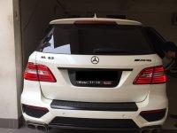 Mercedes-Benz ML Class: mercedes Benz ML 63 AMG tahun 2013 (IMG_0633.JPG)