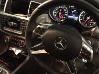 Mercedes-Benz ML Class: mercedes Benz ML 63 AMG tahun 2013 (IMG_0646.JPG)