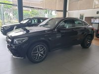 harga mercedes-benz glc 300 amg coupe nik 2019/2020 ready stock