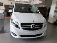 Jual V Class: harga mercedes-benz Vclass V260 LWB 2019 Putih/hitam Ready stock