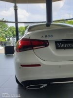 A Class: Dp rendah Mercedes-Benz A200 Sedan Ready Stock NIK 2019 (PSX_20200307_143518_wm.jpg)