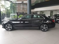 Jual Dp rendah Mercedes-Benz C180 Avantgarde NIK 2019 Ready Stock HITAM