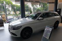 C Class: Harga Mercedes-Benz new C 200 Exclusive Esatet 2019 Ready Stock
