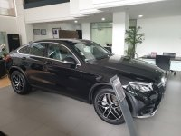 GLC Class: Harga Mercedes-Benz GLC 300 Coupe AMG Line Ready Stock