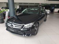 C Class: Promo Harga Mercedes-Benz C180 Avantgarde Hitam NIK 2019/2020 Ready (20200228_103421.jpg)