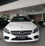 C Class: Promo harga Mercedes-Benz C300 AMG Ready Stock 2020