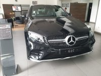 Jual GLC Class: Promo Harga Mercedes-Benz GLC 300 Coupe AMG Line Ready