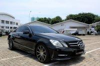 Mercedes-Benz E Class: MERCY E250 COUPE AT HITAM 2013 (IMG_4654.JPG)