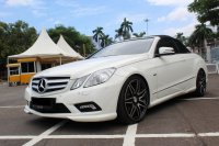 Mercedes-Benz E Class: MERCY E250 CABRIOLET AT PUTIH 2011 (IMG_5154.JPG)